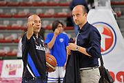 DESCRIZIONE : Campionato 2014/15 Serie A Beko Dinamo Banco di Sardegna Sassari - Grissin Bon Reggio Emilia Finale Playoff Gara3<br /> GIOCATORE : Stefano Sardara Maurizio Fanelli<br /> CATEGORIA : Rai Sport TV<br /> SQUADRA : Dinamo Banco di Sardegna Sassari<br /> EVENTO : LegaBasket Serie A Beko 2014/2015<br /> GARA : Dinamo Banco di Sardegna Sassari - Grissin Bon Reggio Emilia Finale Playoff Gara3<br /> DATA : 18/06/2015<br /> SPORT : Pallacanestro <br /> AUTORE : Agenzia Ciamillo-Castoria/C.Atzori