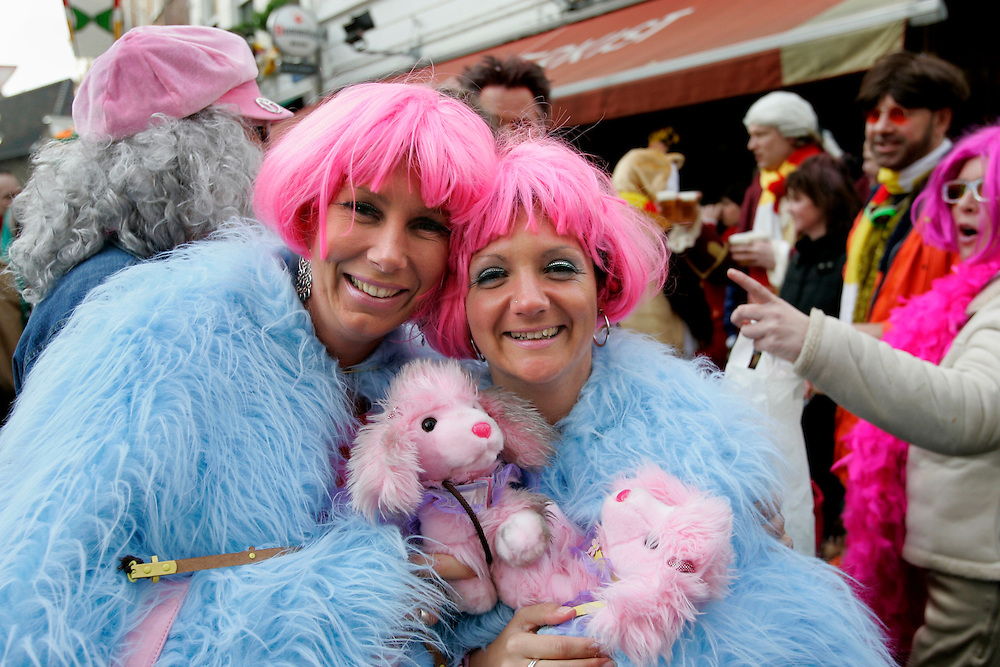 HOLLAND - 's-HERTOGENBOSCH. Carnival. PHOTO: GERRIT DE HEUS