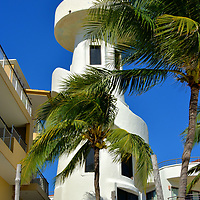 El Faro in Playa del Carmen, Mexico<br />