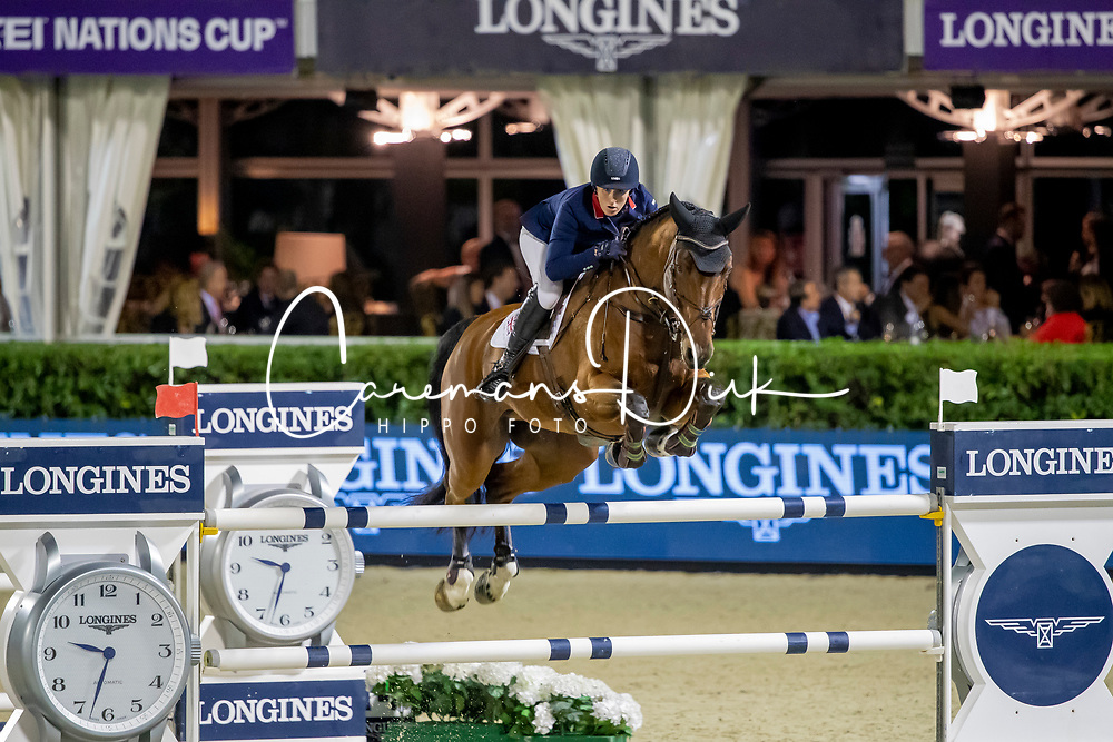 Smith Holly, GBR, Hearts Destiny<br /> Longines FEI Jumping Nations Cup Final<br /> Challenge Cup - Barcelona 2019<br /> © Dirk Caremans<br />  05/10/2019