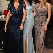 Arrivers at the Grand Final MISS USSR UK 2019 at Hilton hotel London on 27 April 2019, London, UK.