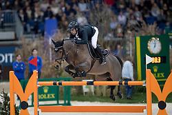 Said Abdel, (EGY), Hope van Scherpen Donder<br /> Credit Suisse Grand Prix<br /> CHI de Genève 2016<br /> © Hippo Foto - Dirk Caremans<br /> 08/12/2016