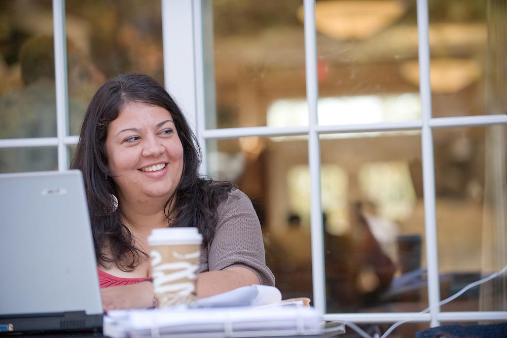 Campus Fall....Erica Butcher
