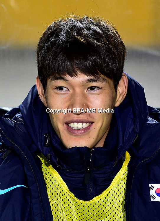 Fifa Men&acute;s Tournament - Olympic Games Rio 2016 - <br /> South Korea National Team - <br /> LEE Changmin