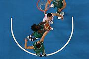 DESCRIZIONE : Torino Coppa Italia Final Eight 2011 Quarti di Finale Armani Jeans Milano Air Avellino<br /> GIOCATORE : Abdul Thomas Omar Jonas Maciulis<br /> SQUADRA : Air Avellino Armani Jeans Milano<br /> EVENTO : Agos Ducato Basket Coppa Italia Final Eight 2011<br /> GARA : Armani Jeans Milano Air Avellino <br /> DATA : 11/02/2011<br /> CATEGORIA : rimbalzo special<br /> SPORT : Pallacanestro<br /> AUTORE : Agenzia Ciamillo-Castoria/C.De Massis<br /> Galleria : Final Eight Coppa Italia 2011<br /> Fotonotizia : Torino Coppa Italia Final Eight 2011 Quarti di Finale Armani Jeans Milano Air Avellino<br /> Predefinita :