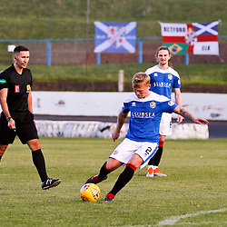 Cowdenbeith v Stirling Albion, Scottish League Two, 6 October 2018