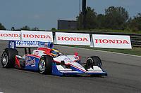 Sebastien Bourdais, Honda Grand Prix of Alabama, Barber Motorsports Park, Birmingham, AL USA 4/10/2011