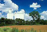 Grain Elevator, Hydro, Oklahoma