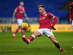 Josh Brownhill of Bristol City - Mandatory by-line: Robbie Stephenson/JMP - 02/02/2018 - FOOTBALL - Macron Stadium - Bolton, England - Bolton Wanderers v Bristol City - Sky Bet Championship
