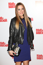 © Licensed to London News Pictures. 05/11/2014, UK. Mel C, Melanie Chisholm, Made In Dagenham - press night, Adelphi Theatre, London UK, 05 November 2014. Photo credit : Richard Goldschmidt/Piqtured/LNP