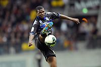FOOTBALL - FRENCH CHAMPIONSHIP 2011/2012 - LE MANS FC v SC BASTIA   - 4/05/2015 - PHOTO PASCAL ALLEE / DPPI - SADIO DIALLO (BAS)