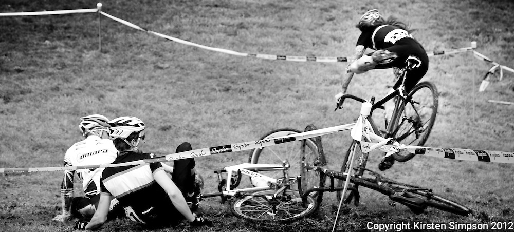 2012 Dirty Deeds Cyclocross Rapha Supercross Race 2