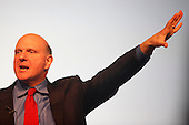 Steve Ballmer unveils Windows Phone 7 Series in Barcelona