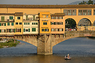 Ponte Veccio, Fiume River,Florence,Tuscany,Italy, Europe