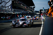 June 16-17, 2018: 24 hours of Le Mans. 37 Jackie Chan DC Racing,  Oreca 07-Gibson, Jazeman Jaafar, Weiron Tan, Nabil Jeffri