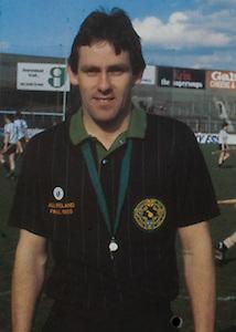 All Ireland Senior Hurling Championship Final, .06.09.1987, 09.06.1987, 6th September 1987, .Kilkenny v Galway, .Galway 1-12, Kilkenny 0-9,.06091987AISHCF, .Senior Kilkenny v Galway,.Minor Tipperary v Offaly,..Terence Murray, Limerick,