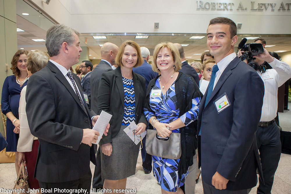 during the Antonin Scalia Law School Dedication, at the Antonin Scalia School of Law, Arlington, VA, Thursday, October 6,, 2016.