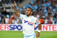 Joie Dimitri PAYET - 23.05.2015 - Marseille / Bastia - 38e journee Ligue 1<br />Photo : Gaston Petrelli / Icon Sport