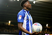 Sheffield Wednesday defender Dominic Iorfa (27) during the EFL Sky Bet Championship match between Norwich City and Sheffield Wednesday at Carrow Road, Norwich, England on 19 April 2019.