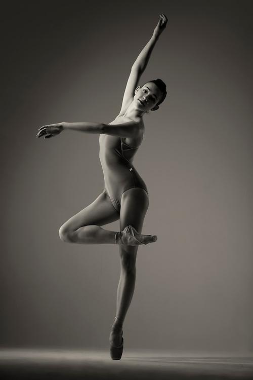 Dance As Art Studio Photography Series with dancer Rachel Perla
