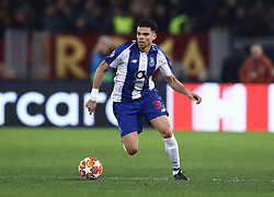 February 12, 2019 - Rome, Italy - AS Roma v FC Porto : UEFA Champions League Round of 16 .Pepe of Porto at Olimpico Stadium in Rome, Italy on February 12, 2019. (Credit Image: © Matteo Ciambelli/NurPhoto via ZUMA Press)