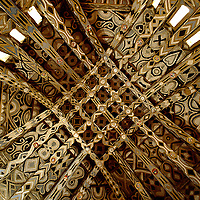Vaulted Ceiling, Kano Palace, Nigeria