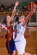 DESCRIZIONE : Schio Qualificazione Eurobasket Women 2009 Italia Bosnia <br /> GIOCATORE : Chiara Pastore <br /> SQUADRA : Nazionale Italia Donne <br /> EVENTO : Raduno Collegiale Nazionale Femminile <br /> GARA : Italia Bosnia Italy Bosnia <br /> DATA : 06/09/2008 <br /> CATEGORIA : Tiro <br /> SPORT : Pallacanestro <br /> AUTORE : Agenzia Ciamillo-Castoria/S.Silvestri <br /> Galleria : Fip Nazionali 2008 <br /> Fotonotizia : Schio Qualificazione Eurobasket Women 2009 Italia Bosnia <br /> Predefinita :