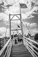 Bridge, Perkins Cove - Ogunquit, Maine, 2016