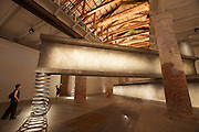 "12th Biennale of Architecture. Arsenale. ""balancing act"", 2010 by ensamble studio."