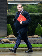 © Licensed to London News Pictures. 01/05/2012. London, UK . Secretary of State for Energy and Climate Change Ed Davey. Cabinet ministers in Downing Street for the Cabinet Meeting on 1st May 2012. Photo credit : Stephen Simpson/LNP