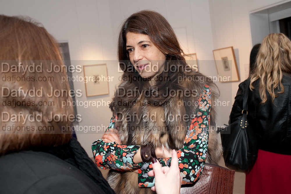 KAREN GROSS, SANCTUARY: BRITAIN'S ARTISTS AND THEIR STUDIOS -Book launch, Christie's King Street, St James 13 March 2012.