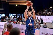 DESCRIZIONE: Biella Gran Gala' del basket - Italia - Portorico<br /> GIOCATORE: Niccolò Melli<br /> CATEGORIA: Nazionale Italiana Maschile Senior<br /> GARA: Biella Gran Gala' del basket - Italia - Portorico<br /> DATA: 30/06/2016<br /> AUTORE: Agenzia Ciamillo-Castoria