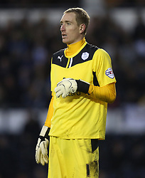 Sheffield Wednesday's Chris Kirkland-Photo mandatory by-line: Matt Bunn/JMP - Tel: Mobile: 07966 386802 02/11/2013 - SPORT - FOOTBALL - Elland Road - Leeds - Leeds United v Yeovil Town - Sky Bet Championship - Photo mandatory by-line: Matt Bunn/JMP - Tel: Mobile: 07966 386802 09/11/2013 - SPORT - FOOTBALL - Pride Park - Derby - Derby County v Sheffield Wednesday - Sky Bet Championship