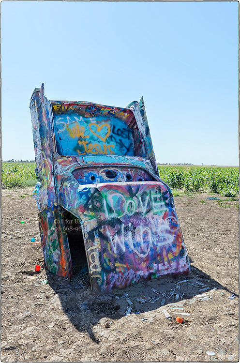 Cadillac Ranch -Love Wins-Photo©Suzi Altman