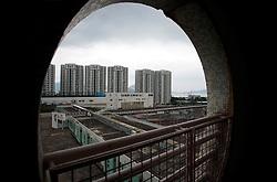 CHINA HONG KONG 26MAY10 - Feng Ha Chuen residential area in the east of Hong Kong island...jre/Photo by Jiri Rezac..© Jiri Rezac 2010
