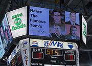 KELOWNA, CANADA - DECEMBER 02:  Metro Liquor at the Kelowna Rockets game on December 02, 2017 at Prospera Place in Kelowna, British Columbia, Canada.  (Photo By Cindy Rogers/Nyasa Photography,  *** Local Caption ***