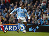 Fotball, 30. november 2003, Premier League, Manchester City - Middlesbrough 0-1,  Sylvain Distin, Manchester City