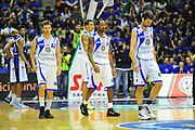 DESCRIZIONE : Sassari Lega A 2012-13 Dinamo Sassari Lenovo Cantù Quarti di finale Play Off gara 1<br /> GIOCATORE : Dinamo squadra<br /> CATEGORIA : varie<br /> SQUADRA : Dinamo Sassari<br /> EVENTO : Campionato Lega A 2012-2013 Quarti di finale Play Off gara 1<br /> GARA : Dinamo Sassari Lenovo Cantù Quarti di finale Play Off gara 1<br /> DATA : 09/05/2013<br /> SPORT : Pallacanestro <br /> AUTORE : Agenzia Ciamillo-Castoria/M.Turrini<br /> Galleria : Lega Basket A 2012-2013  <br /> Fotonotizia : Sassari Lega A 2012-13 Dinamo Sassari Lenovo Cantù Play Off Gara 1<br /> Predefinita :