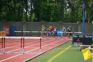 Event 18 -- Men's 400 Hurdles Finals
