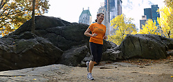 02-11-2013 ALGEMEEN: BVDGF NY MARATHON: NEW YORK <br /> Parcours verkenning en laatste training in het Central Park / Igna<br /> ©2013-FotoHoogendoorn.nl