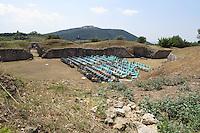 L'area archeologica di Roselle comprende i resti dell'antica città di origini etrusche di Roselle (Rusellae per i Romani). Si trova a 8 kilometri a nord della città di Grosseto.