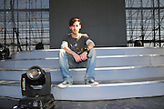 Kochav Nolad (A Star is Born) The Israeli Version of American Idol. The finalist  David Lavi July 2011