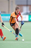 EINDHOVEN - Oranje Rood - Nijmegen.<br /> Hoofdklasse dames<br /> Foto: Maud Renders.<br /> WORLDSPORTPICS COPYRIGHT FRANK UIJLENBROEK
