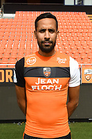 Walid Mesloub during photoshooting of FC Lorient for new season 2017/2018 on September 12, 2017 in Lorient, France. (Photo by Philippe Le Brech/Icon Sport)
