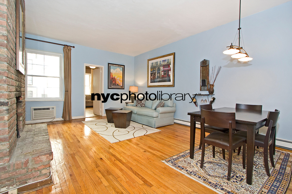 Living Room 311 West 85th Street