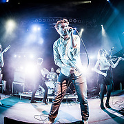 Ra Ra Riot preforms at 930 Club in Washington, DC on 03/06/2016 (Photos Copyright © Richie Downs).