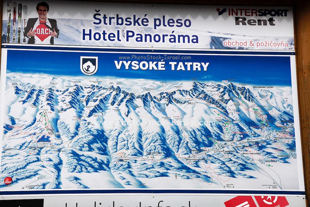 Strbske Pleso, Slovakia