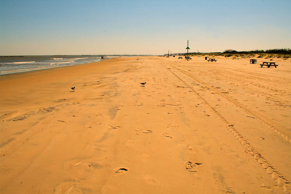 Beach at Grand Isle State Park
