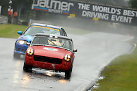 #2 Philip Yates MG Midget during the MGCC Cockshoot Cup at Oulton Park, Little Budworth, Cheshire, United Kingdom. September 03 2016. World Copyright Peter Taylor/PSP.