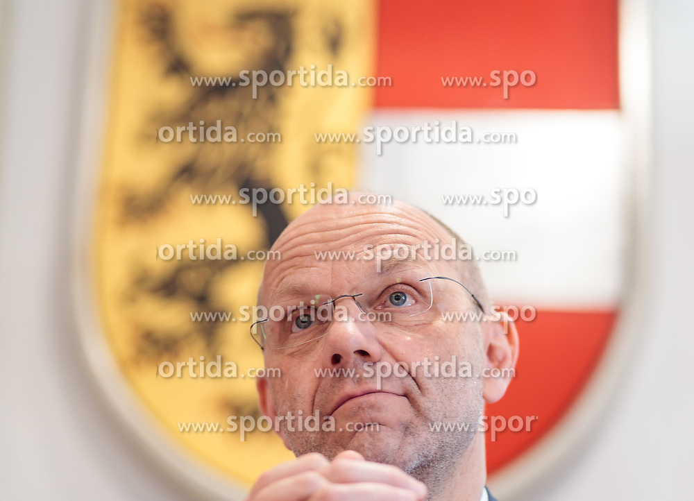 17.05.207, Zell am See, AUT, 67. Oesterreichischer Staedtetag, im Bild Städtebund Generalsekretär Dr. Thomas Weninger // during the Austrian General Assemblies of the Cities in Zell am See, Austria on 2017/05/17. EXPA Pictures © 2017, PhotoCredit: EXPA/ JFK